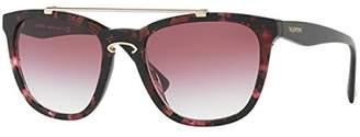 Valentino VA4002 50328H VA4002 Wayfarer Sunglasses Lens Cate