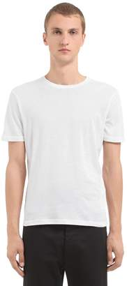 Blend of America Fine Cotton Cashmere T-Shirt