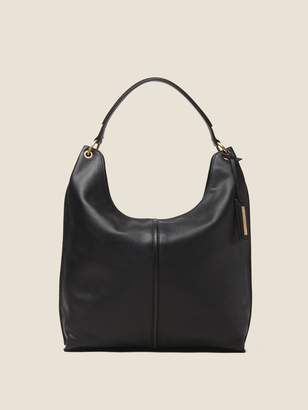 DKNY Alan Pebbled Leather Hobo