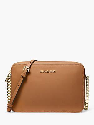 Michael Kors MICHAEL Crossbodies Leather East / West Cross Body Bag