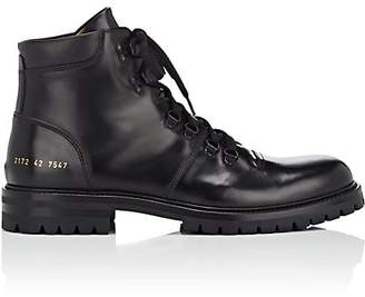 Common Projects Men's Leather Hiking Boots