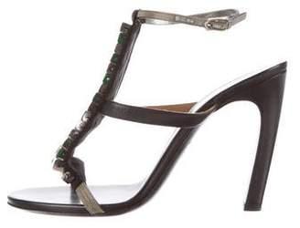 Dries Van Noten Stud-Embellished Multistrap Sandals