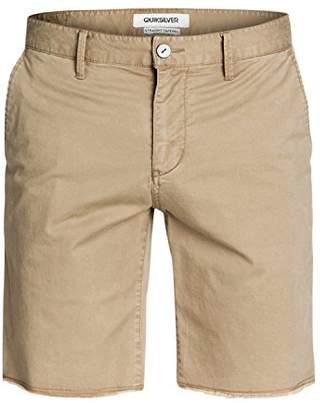 Quiksilver Men's New Echo Chino Walk Shorts