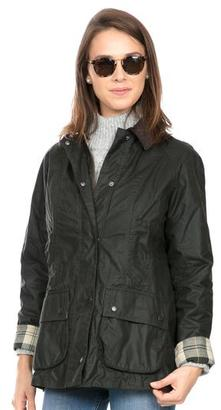 Barbour Barbour® Sage Beadnell Wax Jacket $399 thestylecure.com