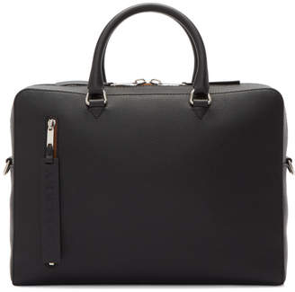 Burberry Black Ainsworth Briefcase