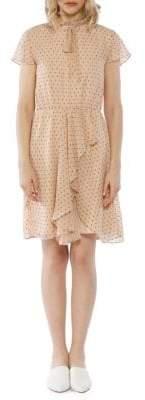 Arthur Swiss Dot Dress