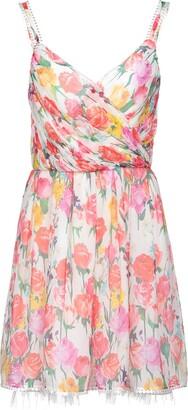 Anna Molinari BLUMARINE Short dresses - Item 34899733GM