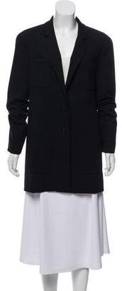 Chanel Wool Short Coat