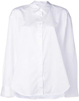 Lareida oversized button shirt