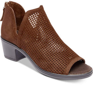 Steve Madden Steven by Prime Perforated Booties