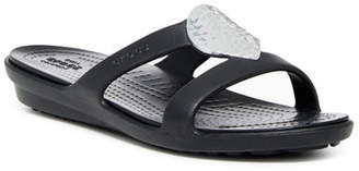 Crocs Sanrah Circle Wedge Sandal (Women)