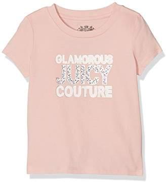 Juicy Couture Girl's Glam Sprinkles Short Sleeve Jacket