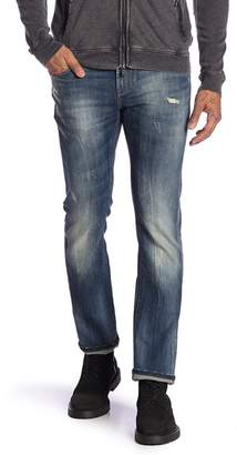 John Varvatos Collection Bowery Distressed Jeans