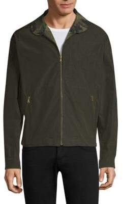Tomas Maier Nylon Sport Jacket