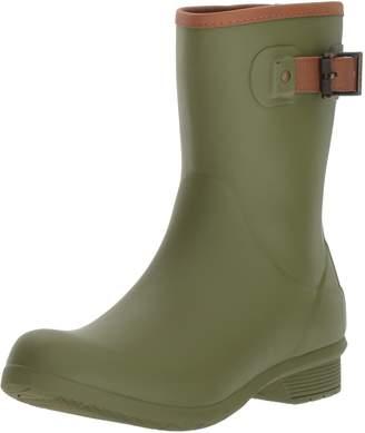 Chooka Women's Mid-Height Memory Foam Rain Boot Boot