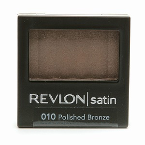 Revlon Satin Luxurious Color Eyeshadow, Polished Bronze 010