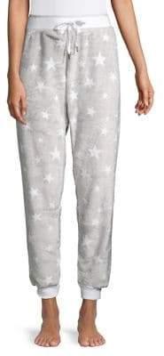 PJ Salvage Star-Printed Lounge Pants