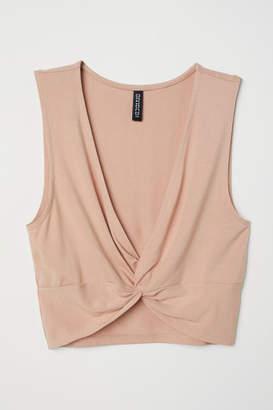 H&M Short Top - Orange