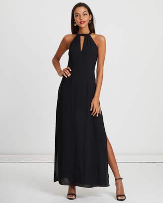 Sharee Halter Maxi Dress