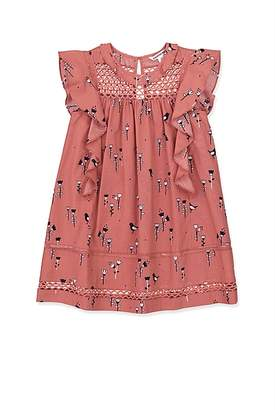 Country Road Floral Lace Dress