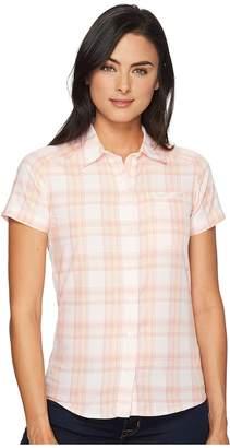 Marmot Aura Short Sleeve Women's Short Sleeve Button Up