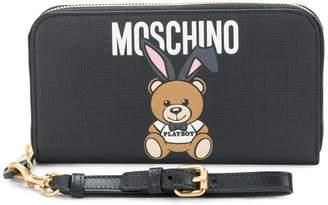 Moschino Playboy teddy wallet