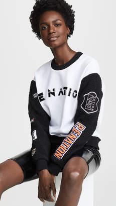 P.E Nation Box In Sweatshirt