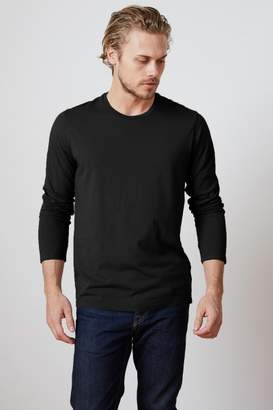 Velvet by Graham & Spencer SKEETER WHISPER CLASSIC CREW NECK TEE