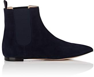 Gianvito Rossi Women's Suede Chelsea Boots
