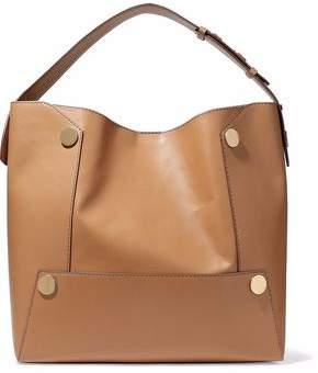 Stella McCartney Popper Faux Leather Shoulder Bag