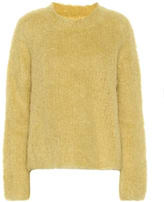 Maison Margiela Wool and mohair sweater