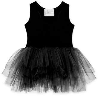 Plum Stella Tutu Dress