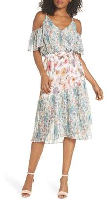 Foxiedox Furiosa Cold Shoulder Dress