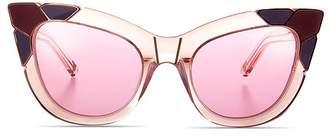 Cat Eye Pared Eyewear Women's Puss & Boots Sunglasses, 49mm