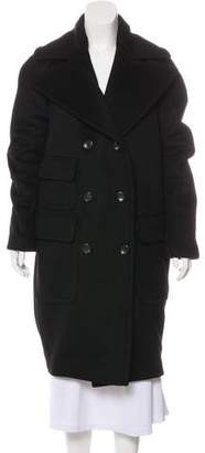 Tom Ford Cashmere & Wool Long Coat w/ Tags