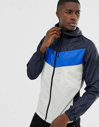 Jack and Jones Core Jacket With Pack Away Bag