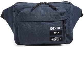 MSGM x Eastpak Denim Bum Bag