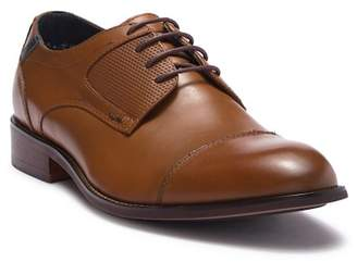 Steve Madden Exceed Leather Cap Toe Oxford