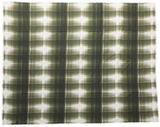 Bottega Veneta Green Cotton Scarves & pocket squares