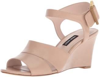 Nine West Women's VAHAN Wedge Sandal