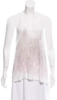 Proenza Schouler Sleeveless Knit Top