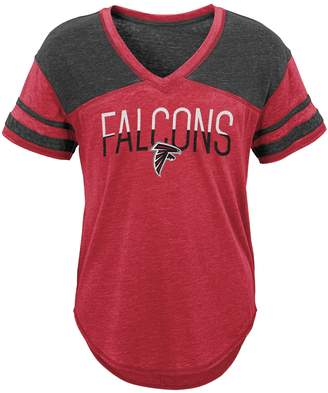 Juniors' Atlanta Falcons Traditional Tee