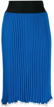 Celine Pre-Owned 2000s knitted skirt
