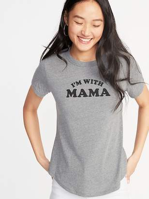 Old Navy EveryWear Women's Day-Graphic Tee for Women
