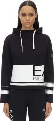 Emporio Armani Ea7 COTTON SWEATSHIRT