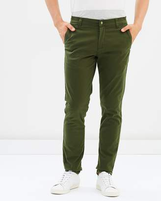 Monkee Genes Sateen Harry Organic Skinny Fit Chinos