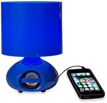 Bed Bath & Beyond iHome LED Desk Lamp/Speaker