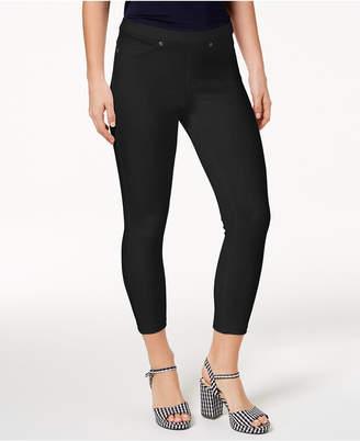 Hue Women's Original Denim Capri Leggings, Created for Macy's