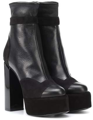 Pierre Hardy Scarlett leather ankle boots