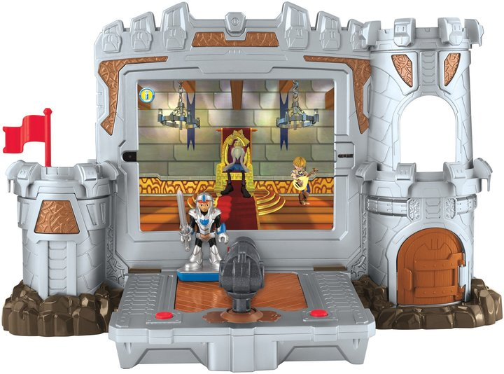 Fisher-Price Imaginext Imaginext Apptivity Fortress